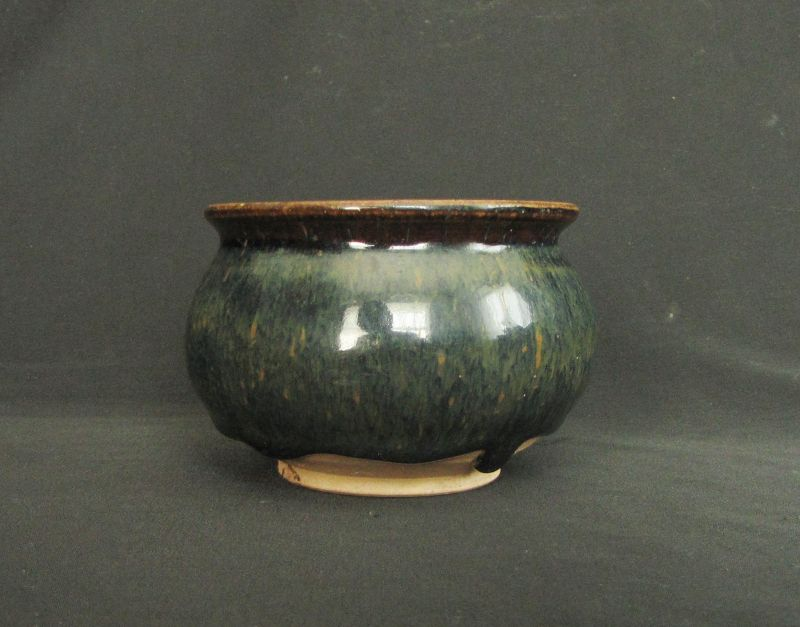 Cizhou Black Glazed Zhadou