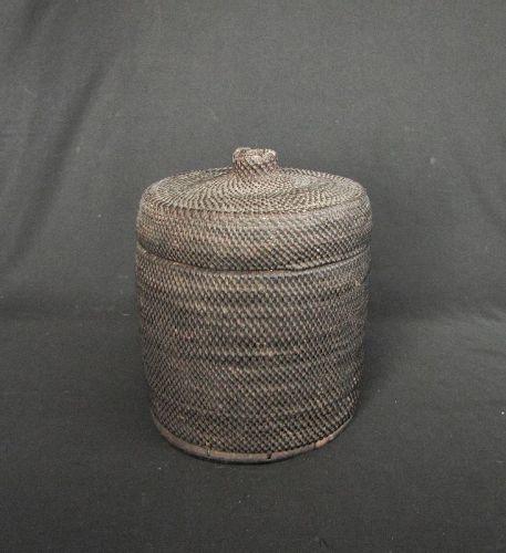 Burmese Basket