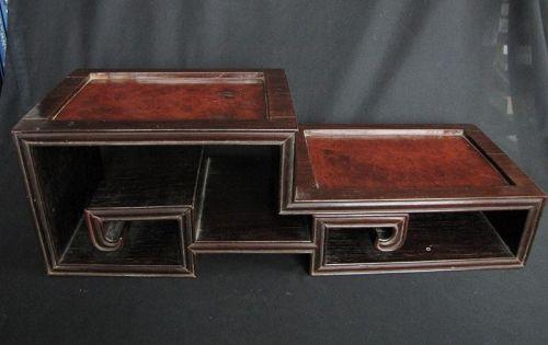 Curio Display Stand