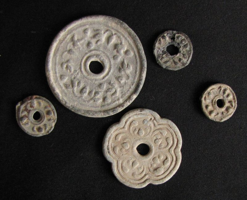 Ayutthaya Gambling Tokens