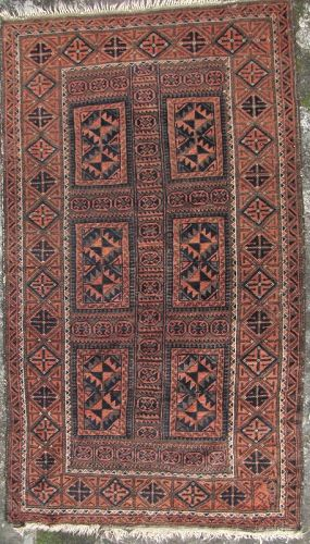 Afghan Baluch Rug