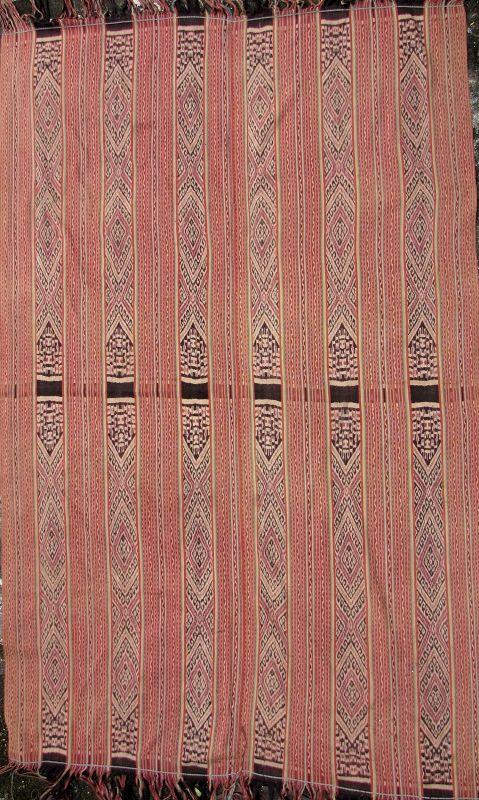 Biboki Ikat Blanket