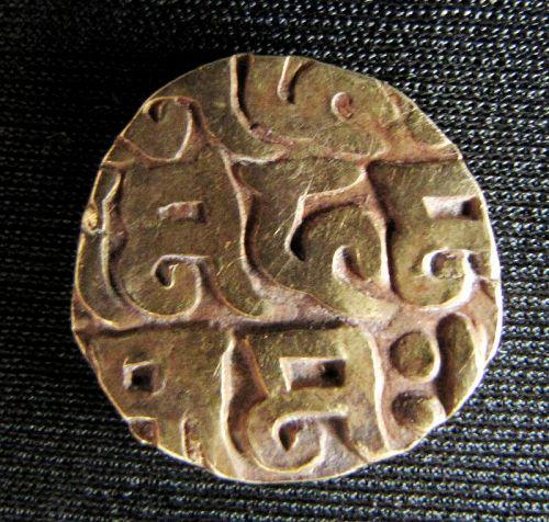 Delhi Sultanate Muhammad bin Sam, ½ Stater