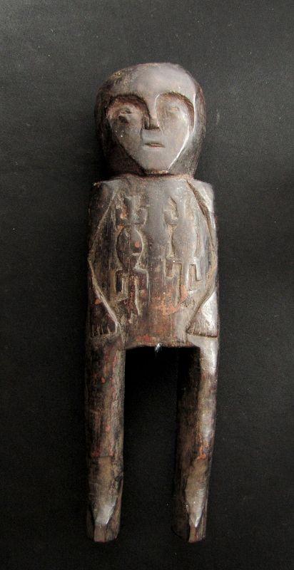 Timor Ancestor Statue