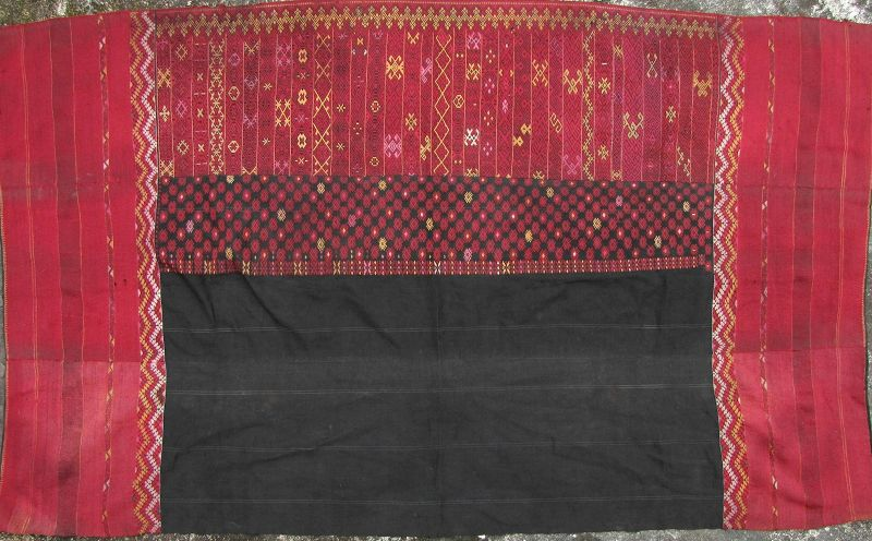 Kachin Woman�s Skirt