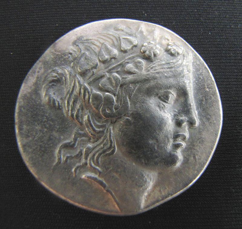 Dionysus Thrace Thasos