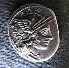 Papiria 7 Roman Republic Coin
