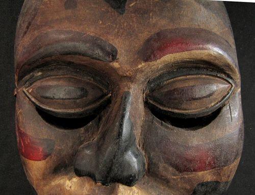 Borneo Kayan Mask