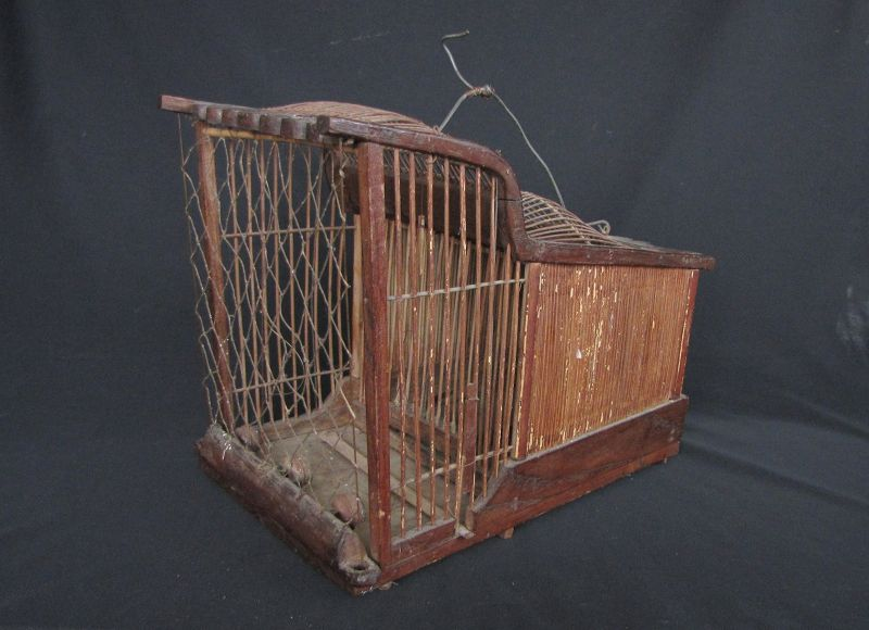 Minangkabau Song Bird Trap