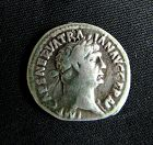 Emperor Trajan Silver Denarius