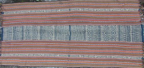 Timorese Men�s Blanket