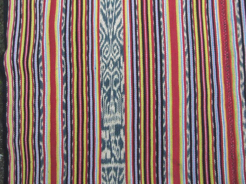 Timorese Men's Blanket