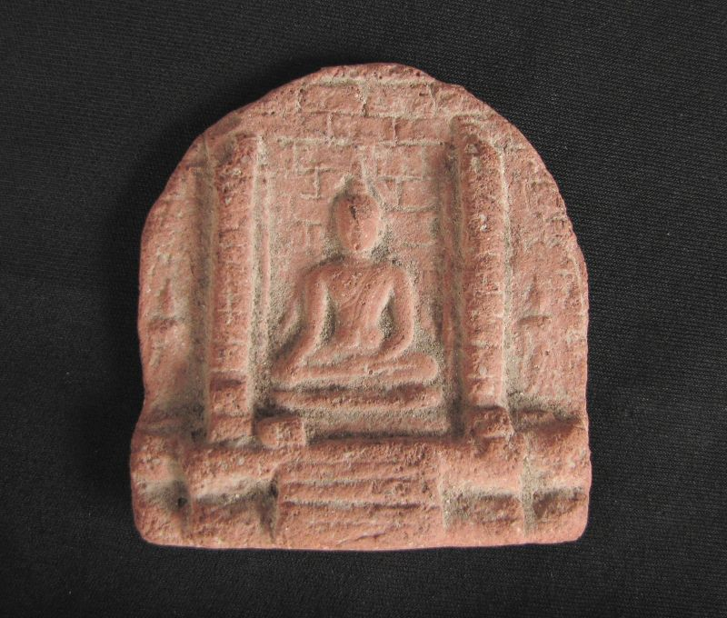 Ayutthaya Thai Clay Amulet