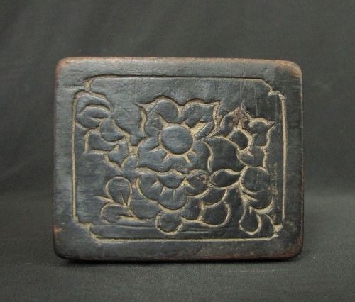 Chinese Seal Paste Box