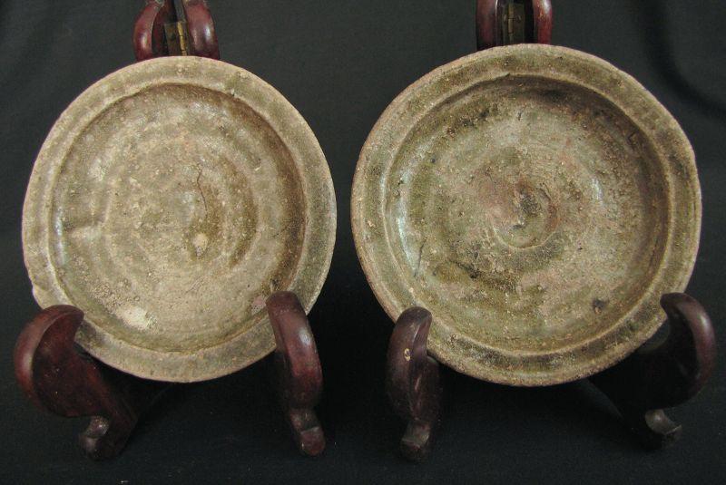 Western Zhou Dynasty Stoneware 西�