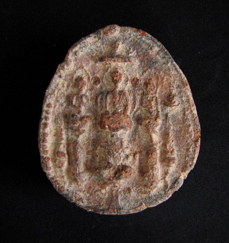 Burmese Buddhist Amulet 2