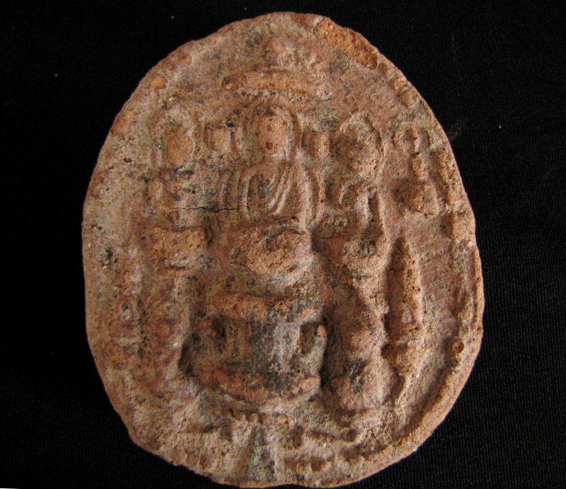 Burmese Buddhist Amulet 3