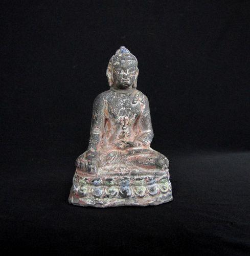 Sino Tibetan Buddha