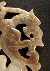 Archaistic Jade Bi