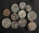 Indo Bactrian Coins