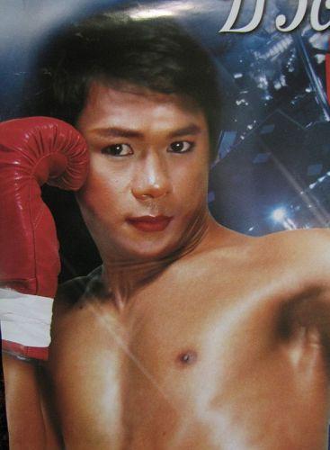 Beautiful Boxer Movie Poster