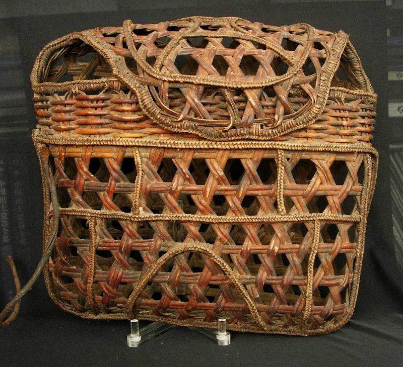 Naxi basket