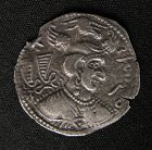 Hepthalite Silver Drachma