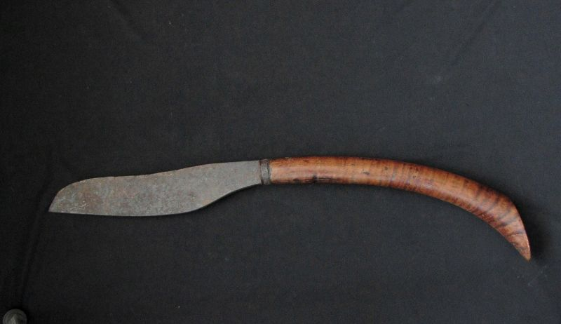Antique Thai Knife