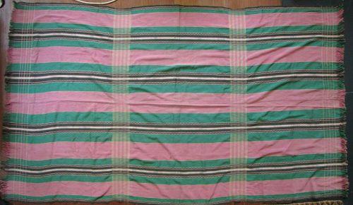 Tiddim Woman's Blanket