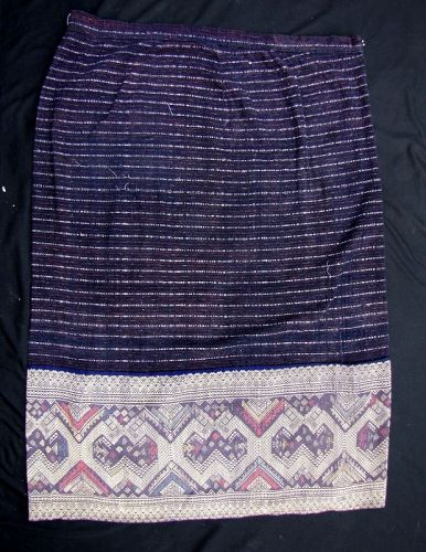 Lao Woman�s Skirt