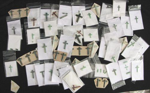Jade Crucifix