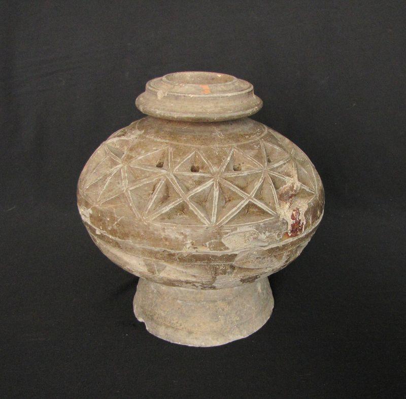 Warring States Pottery Dou 戰國時代