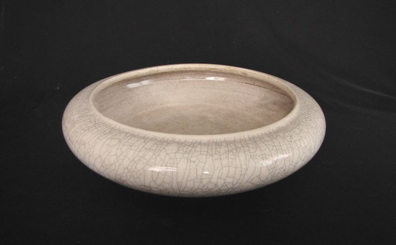 Qing Dynasty Ge Ware Bruswasher