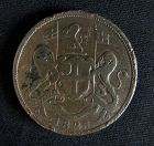 Penang Two Cent Coin 1826
