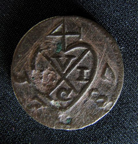 Penang 1/2 Cent Coin
