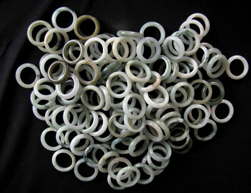 Jadeite Rings 1