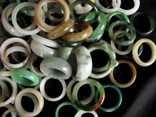 Jadeite Rings 2