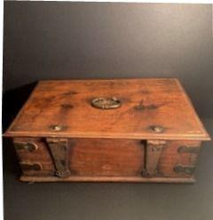 Sri Lanka Dutch Colonial Box