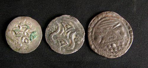 Ancient Burmese Coins