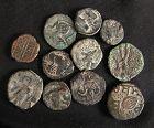 Indo Bactrian Coins