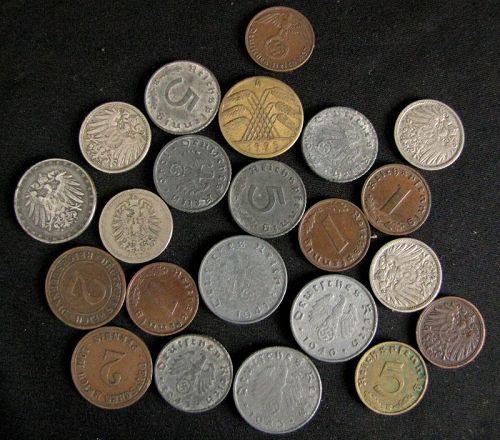 Old German Coins