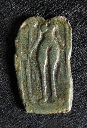 Sri Lanka Ancient Lakshmi Coin