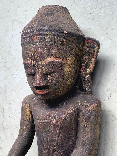 Tai Lue Buddha