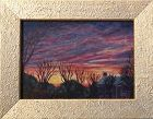 Signed Sold Mimi Dee Original American Landscape Painting Vibrant View