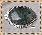 Vintage Mystery Solved Signed Sterling Silver Modernist Pin Kellogg