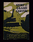 "Fred Harvey ""Story of the Grand Canyon"" Book"