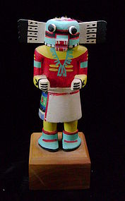 Hopi Hunter Kachina