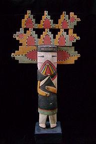 Hopi Palhik Mana Kachina Doll
