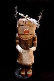 Hopi Kwasus Alektaqa Kachina Doll