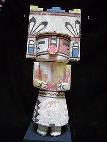 Hopi Poli Sio Hemis Kachina